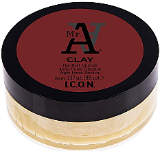 Voňavky, Parfémy, kozmetika Texturizačná stylingová hlina - I.C.O.N. MR. A. Clay Mold Structure