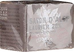 Voňavky, Parfémy, kozmetika Mydlo Aleppo s vavrínovým olejom 20% - Tade Aleppo Laurel Soap 20%