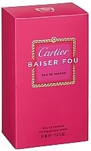 Voňavky, Parfémy, kozmetika Cartier Baiser Fou - Parfumovaná voda
