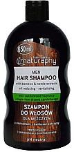 Voňavky, Parfémy, kozmetika Pánsky šampón s extraktom z bambusu a žihľavy - Bluxcosmetics Naturaphy Bamboo & Nettle Extracts Man Shampoo
