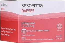 Voňavky, Parfémy, kozmetika Liftingový krém na tvár - SesDerma Laboratories Daeses Immediate Firming Effect Lifting Cream