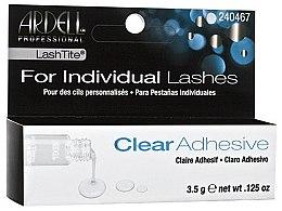 Voňavky, Parfémy, kozmetika Lepidlo na falošné riasy - Ardell Lashtite Adhesive Clear