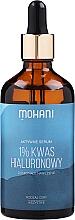 Voňavky, Parfémy, kozmetika Kyselina hyalurónová gél 1% - Mohani Hyaluronic Acid Gel 1%