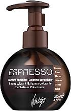 Voňavky, Parfémy, kozmetika Balzam s farebným efektom - Vitality's Art Espresso