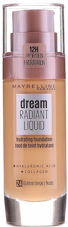 Báza pod make-up - Maybelline New York Dream Radiant Liquid Hydrating Foundation