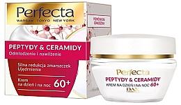 Voňavky, Parfémy, kozmetika Regeneračný krém 60+ - Perfecta Peptydy&Ceramidy