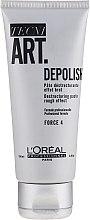 Voňavky, Parfémy, kozmetika Deštrukčná pasta - L'Oréal Professionnel Tecni.art Depolish Force 4