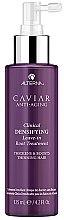 Voňavky, Parfémy, kozmetika Bezoplachový stimulant rastu vlasov na hlave - Alterna Caviar Anti-Aging Clinical Densifying Leave-in Root Treatment
