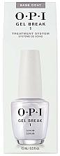 Voňavky, Parfémy, kozmetika Báza pod lak na nechty - O.P.I Gel Break Serum Base Coat