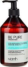 Voňavky, Parfémy, kozmetika Upokojujúci šampón na vlasy - Niamh Hairconcept Be Pure Scalp Defence Shampoo