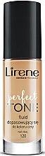 Voňavky, Parfémy, kozmetika Tónavací fluid - Lirene Perfect Tone Fluid
