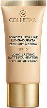 Voňavky, Parfémy, kozmetika Matujúci tónovaci krém - Collistar Long-Lasting Matte Foundation