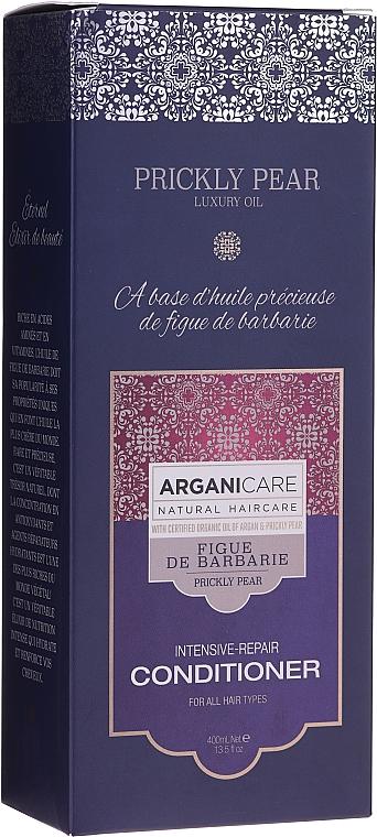 Regeneračný kondicionér na vlasy s opunciou - Arganicare Prickly Pear Intensive-Repair Conditioner