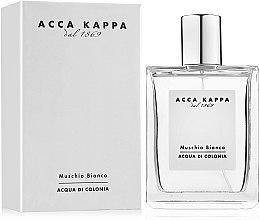 Voňavky, Parfémy, kozmetika Acca Kappa White Moss - Kolínska voda