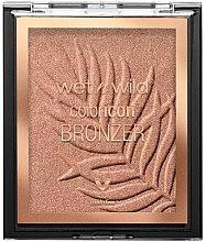 Voňavky, Parfémy, kozmetika Bronzer na tvár - Wet N Wild Color Icon Bronzer