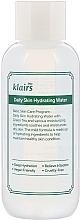 Voňavky, Parfémy, kozmetika Hĺbkovo hydratačné tonikum s extraktom zo zeleného čaju na tvár - Klairs Daily Skin Hydrating Water