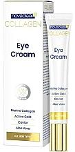 Voňavky, Parfémy, kozmetika Kolagénový krém na pokožku okolo očí - Novaclear Collagen Eye Cream