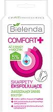 Voňavky, Parfémy, kozmetika Exfoliačné ponožky s exfoliačným účinkom - Bielenda Comfort Exfoliating Socks