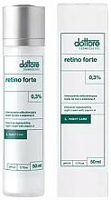 Voňavky, Parfémy, kozmetika Intenzívne regeneračný nočný krém s 0,3% vitamínom A - Dottore Retino Forte