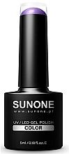 Voňavky, Parfémy, kozmetika Hybridný gélový lak na nechty - Sunone UV/LED Gel Polish Color