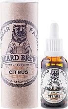 Voňavky, Parfémy, kozmetika Olej pre bradu - Mr. Bear Family Brew Oil Citrus