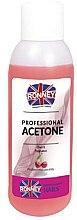 """Voňavky, Parfémy, kozmetika Prostriedok na odstránenie laka """"Víšňa"""" - Ronney Professional Acetone Cherry"""