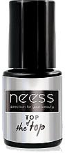 Voňavky, Parfémy, kozmetika Top pre gél lak - Neess Top Of The Top For Hybrid Varnish