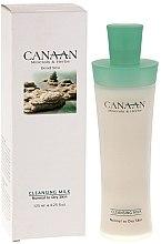 Voňavky, Parfémy, kozmetika Čistiace mlieko pre normálnu a suchú pleť - Canaan Minerals & Herbs Cleansing Milk Normal to Dry Skin