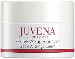 Voňavky, Parfémy, kozmetika Komplexný krém na tvár proti starnutiu - Juvena Rejuven Men Global Anti-Age Cream