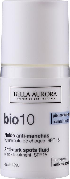 Fluid na tvár - Bella Auora Bio10 Anti Spots Serum — Obrázky N2