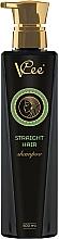 Voňavky, Parfémy, kozmetika  Vyhladzujúci šampón  - VCee Straight Hair