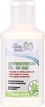 Voňavky, Parfémy, kozmetika Antibakteriálny gél na ruky s extraktom z aloe vera - Linea Angel Ariel Antibacterial Hand Gel Aloe Vera