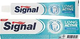 Voňavky, Parfémy, kozmetika Bieliaca zubná pasta - Signal Long Active White Fresh Toothpaste