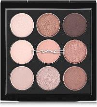 Voňavky, Parfémy, kozmetika Paleta očných tieňov, 9 odtieňov - MAC Eye Shadow X9
