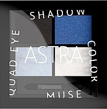 Voňavky, Parfémy, kozmetika Očné tiene - Astra Make-up Color Muse Eyes Palette