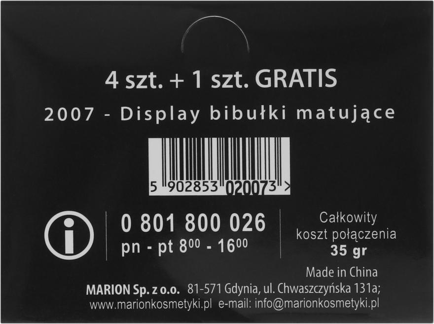 Sada matujúcich tkanív tváre, 4ks + 1 - Marion Mat Express — Obrázky N2