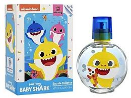 Voňavky, Parfémy, kozmetika Air-Val International Baby Shark - Toaletná voda