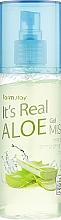 Voňavky, Parfémy, kozmetika Gélová hmla s extraktom z aloe - FarmStay It's Real Aloe Gel Mist