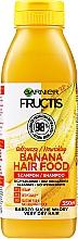 """Voňavky, Parfémy, kozmetika Šampón """"Banán"""" pre výživu veľmi suchých vlasov - Garnier Fructis Superfood"""