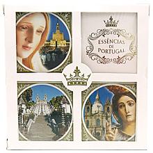 Voňavky, Parfémy, kozmetika Sada - Essencias De Portugal Religious Collection (soap4x50g)