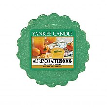 Voňavky, Parfémy, kozmetika Aromatický vosk - Yankee Candle Alfresco Afternoon