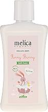 """Voňavky, Parfémy, kozmetika Pena do kúpeľa """"Zajačik"""" - Melica Organic Funny Bunny Bath Foam"""