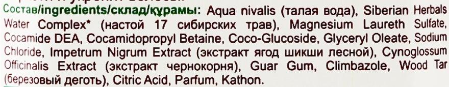 Čierny šampón proti lupinám Agafín - Recepty babičky Agafy — Obrázky N3