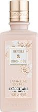 Voňavky, Parfémy, kozmetika L'Occitane Neroli & Orchidee - Telové mlieko