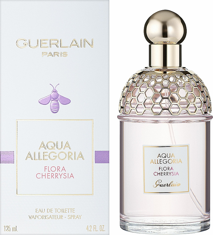 Guerlain Agua Allegoria Flora Cherrysia - Toaletná voda  — Obrázky N2