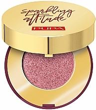 Voňavky, Parfémy, kozmetika Očný tieň - Pupa Sparkling Attitude Multi-reflection Eyeshadow