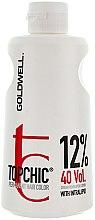 Voňavky, Parfémy, kozmetika Oxidizátor 12% - Goldwell Topchic Developer Lotion