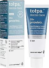 Voňavky, Parfémy, kozmetika Hydratačný denný krém na telo - Tolpa Provivo 35+ Moisturising Anti-Age Cream