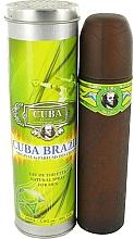 Voňavky, Parfémy, kozmetika Cuba Brazil - Toaletná voda