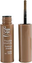 Voňavky, Parfémy, kozmetika Púder na obočie - Peggy Sage Eyebrow Powder